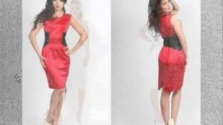 Платье своими руками, шьем платье, видеоуроки платье от А до Я