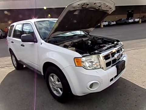 Govdeals 2009 Ford Escape Xls 2wd W Transmission Problems Youtube