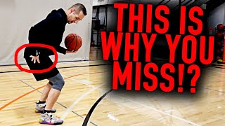 Try THIS to Never Miss a Shot Short | Basketball Shooting Tips