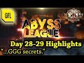 "Path of Exile 3.1: War for the Atlas DAY #28-29 Highlights ""GGG secrets"""