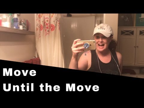 MOVE UNTIL THE MOVE  | The Daily Deals Vlog