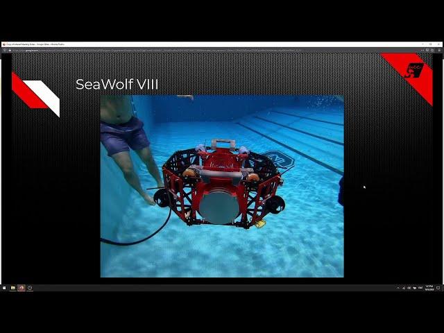 Underwater Robotic Club