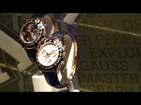 Rolex Daytona Baselworld 2011 (KeepTheTime.com)