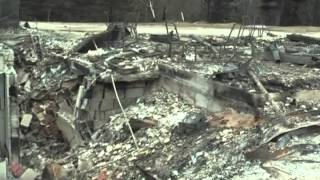 Aftermath of the Duck Lake Fire in Michigan's Upper Peninsula