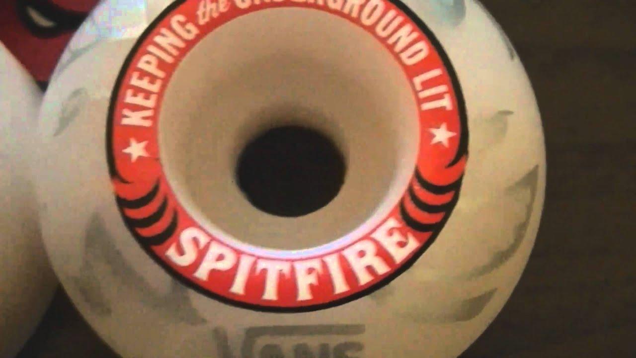 vans spitfire wheels