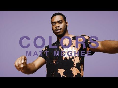 Matt McGhee - Sweat | A COLORS SHOW