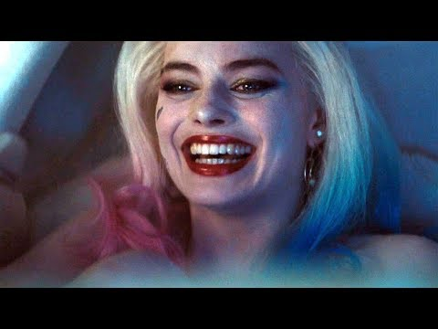 Batman Vs The Joker & Harley Quinn - Car Chase Scene - Suicide Squad (2016) Movie CLIP HD