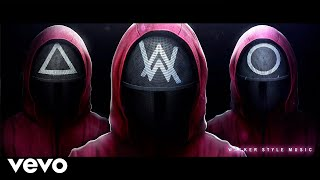 Alan Walker - Fugaz | New Music 2022 || Squid Game (Official Video)