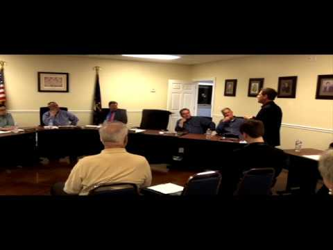 Russell Springs Kentucky City Council Meeting 4-18