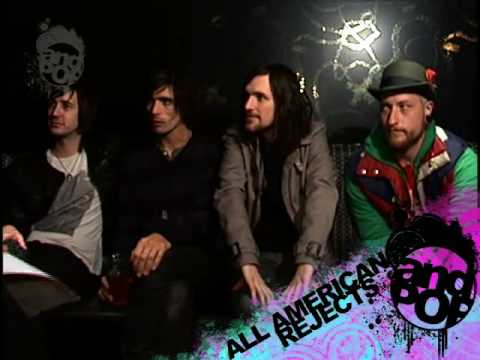 andPOP Interviews The All American Rejects