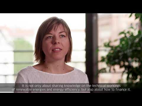 RENAC's Green Banking: Winner of the IKU Award