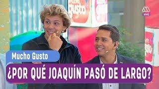 ¿Por qué Joaquín no durmió anoche? - Mucho gusto 2018