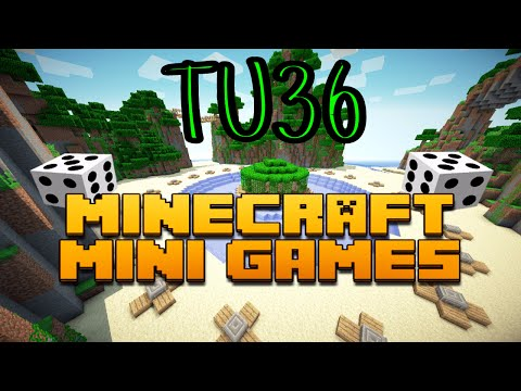 Minecraft Xbox 360 / PS3 Minigames CONFIRMED in TU36