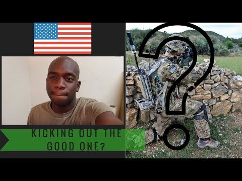 U.S. Army Discharging Immigrants Who Were Promised Citizenship?