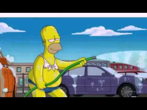 Simpson / Family Guy chocho  lapin