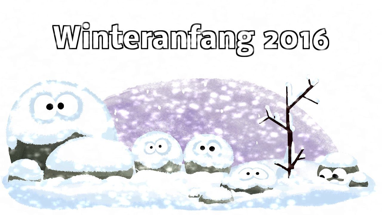 Winteranfang 2016 (first day of winter)