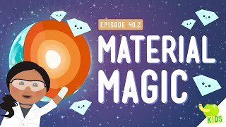 Material Magic - Making Diamonds: Crash Course Kids #40.2