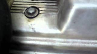bmw 324 td moteur qui claque ( injecteur pilote??????)