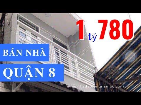 Chính chủ Bán nhà Quận 8 dưới 2 tỷ có Sổ Hồng riêng, gần cầu Chữ Y