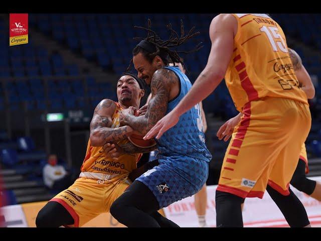 [FullMatch] Carpegna Prosciutto Basket Pesaro - Germani Brescia: 98-88