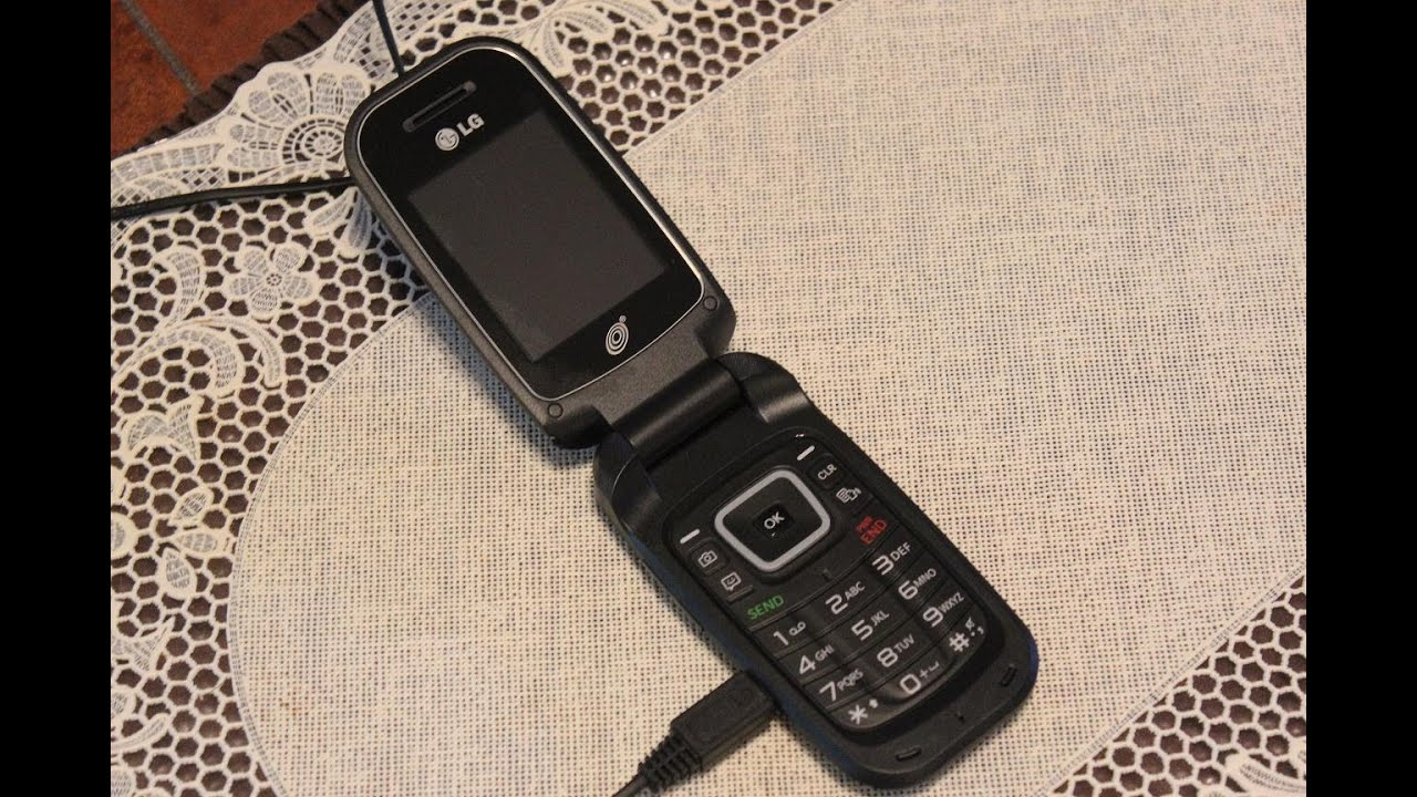 Tracfone LG 440g - volume is not clear