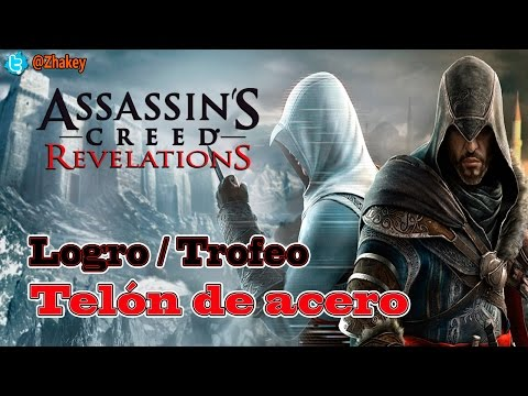 Assassin's Creed Revelations - Logro / Trofeo Telón de acero (Iron Curtain)