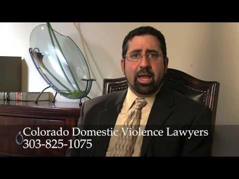 Colorado Domestic Violence Defense Lawyers | Domestic Violence Attorney | Denver, Colorado