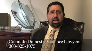 Colorado Domestic Violence Defense Lawyers | Domestic Violence Attorney | Denver, Colorado