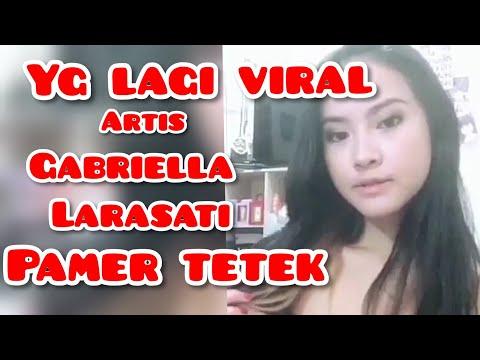 Video Porno Artis Gabriella Larasati yang lagi viral