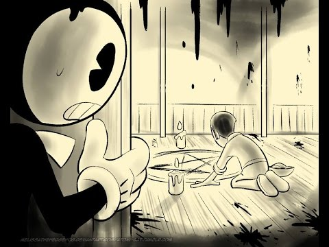 Thumbnail: La triste historia De Bendy/The sad story of bendy | bendy and the ink machine - Comic