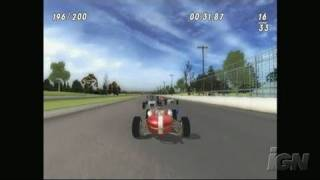 Indianapolis 500 Legends Nintendo Wii Preview - Video