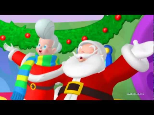 Disney Junior Spain - Christmas Promo 2011