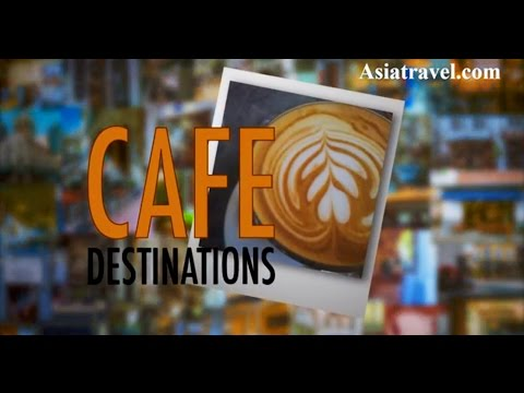 Singapore Vibrant Coffee Culture - C.A.N. Cafe by Asiatravel.com