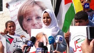 الخان الأحمر عنوان صمود فلسطيني يدخل يومه السادس بعد المئة