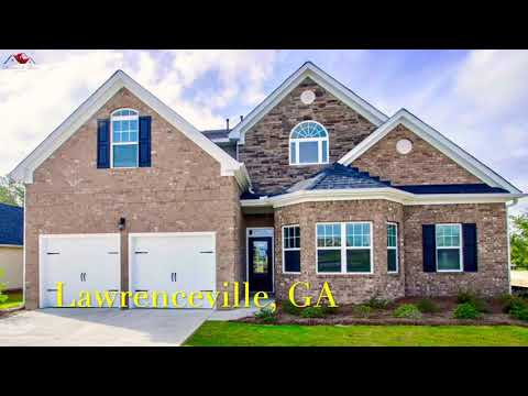 New Construction Homes In Lawrenceville, GA