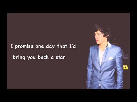 Don't let me go lyric video Harry Styles ft. Sam McCarthy (Download link in description!)