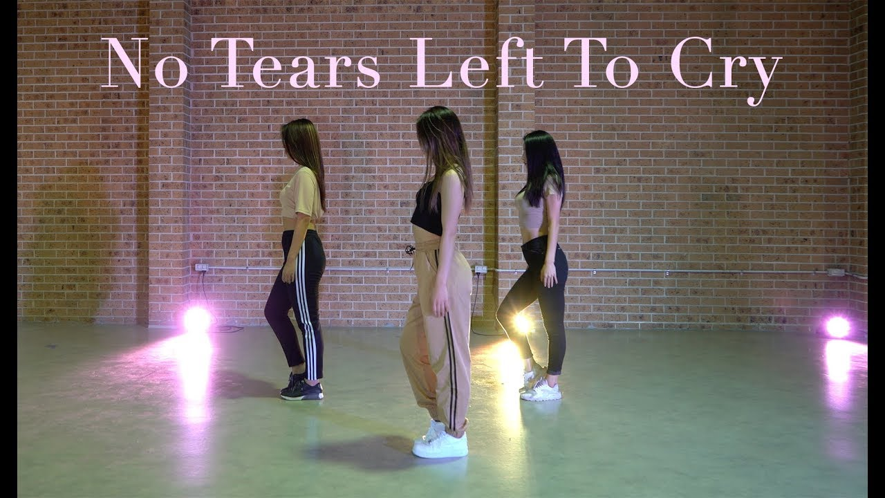 Ariana Grande No Tears Left To Cry Lucy Choreography