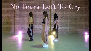 Ariana Grande - No Tears Left To Cry | LUCY CHOREOGRAPHY