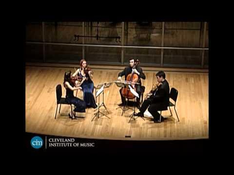 Mozart: String Quartet in E-flat Major, K. 428, Mvmt. II