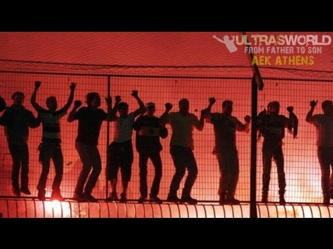 AEK Athens - Ultras World