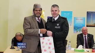 Ahmadi Muslims in Ireland interfaith event