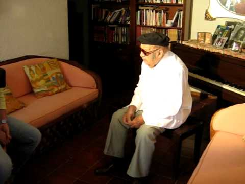 Manuel Esperon interview with Televisa (part 1 of 3)