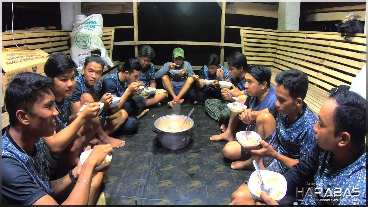 EP382-Part1 - New Member ng Harabas??? | Mainit na Sopas sa Malamig na Panahon | Masayang Palaro