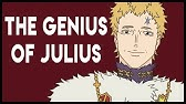 Julius Novachrono S Revival Was Genius Fight Me Youtube Maybe you're the guru of reason belthizar, or maybe the guru of life melchior, take this quiz to find out. julius novachrono s revival was genius