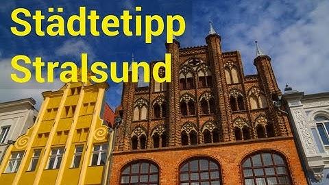 Stralsund - Städtetipp