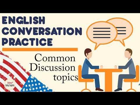 English Conversation Practice   Improve Listening & Speaking Skills   Top Interesting Topics