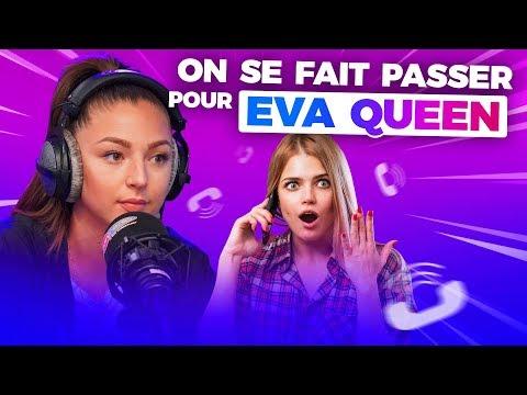 LE PREMIER PRANK D'EVA QUEEN 👑 - Marion Et Anne-So