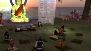 Tseten Thokmey Talk in Second Life on Buddhist Cosmology Sept 20, 2014