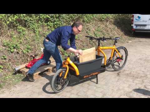 2. Wuppertaler Lastenrad-Rennen - Runde Andreas Mucke
