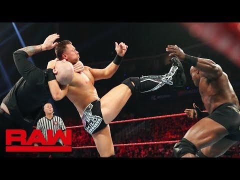 Braun Strowman vs. The Miz vs. Bobby Lashley vs. Baron Corbin: Raw, May 27, 2019